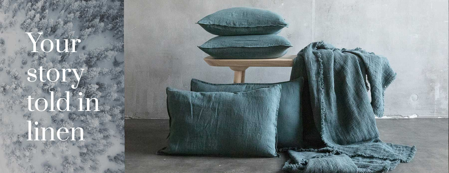 Throw & Cushions
