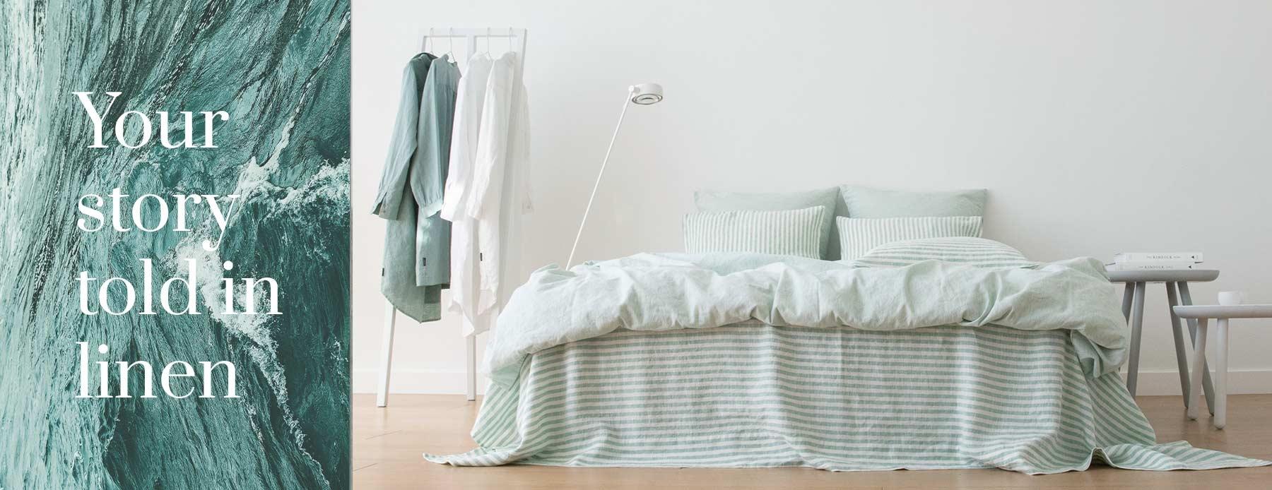 BED LINEN AU
