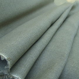 Linen Natural Colour Upholstery Fabric Prewashed