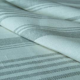 Prewashed Cream Linen Fabric Linum