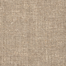 Natural Linen Fabric Rustic