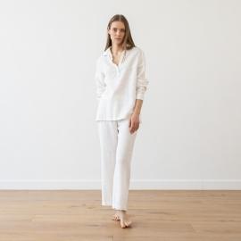 White Linen Pyjama Alma