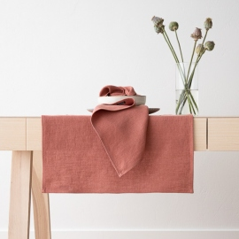 Linen Runner Canyon Rose Lara