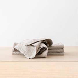 Linen Napkin Natural Terra