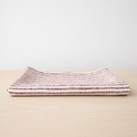 Linen Bath Towel Cherry Brittany
