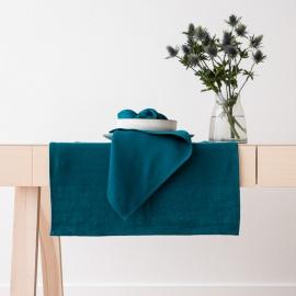 Linen Placemat Marine Blue Lara