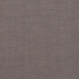 Steel Grey Linen Fabric Sample Stone Washed