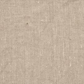 Linen Fabric Sample Natural Terra