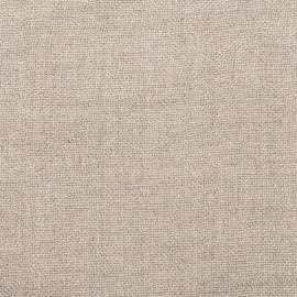 Natural Linen Fabric Prewashed Rustico