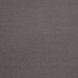 Linen Fabric Washed Upholstery Steel Grey