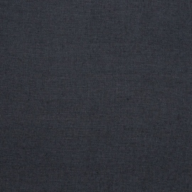 Linen Fabric Washed Upholstery Anthrazit