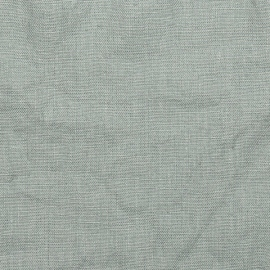 Linen Fabric Sample Terra Sea Foam