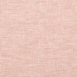 Linen Fabric Sample Crushed Melange Rosa
