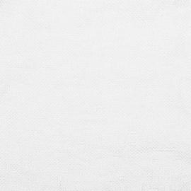 White Linen Fabric Prewashed Rustico